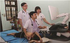 Bảo hiểm y tế: Tiếp sức cho những học sinh có hoàn cảnh khó khăn
