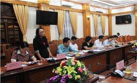 Đoàn công tác của Ủy ban Dân tộc làm việc tại Bình Định