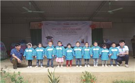 Hành trình chia sẻ trách nhiệm với cộng đồng và trẻ em nghèo Sơn La