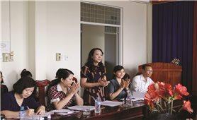 Đoàn công tác UBDT làm việc tại Phú Yên