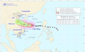 """Nam Trung Bộ: Khẩn trương ứng phó """"bão chồng bão"""""""