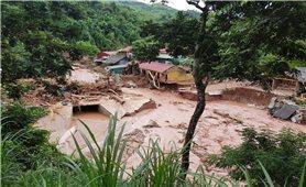 Điện Biên: Nhiều vướng mắc trong di dời dân ra khỏi vùng có nguy cơ sạt lở