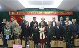 Ủy ban Dân tộc: Gặp mặt đoàn đại biểu Người có uy tín trong đồng bào DTTS tỉnh Yên Bái