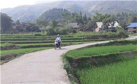Chuyện xây dựng nông thôn mới ở Bản Pàu