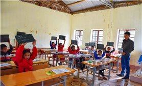 Những người thầy gieo chữ ở Cao Sơn