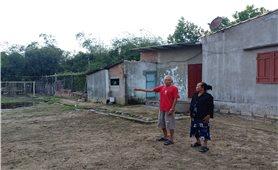 Gia đình thương binh kêu cứu vì bỗng dưng bị cưỡng chế nhà ở
