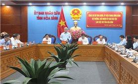 Bộ trưởng, Chủ nhiệm Đỗ Văn Chiến: Tỉnh ủy Hòa Bình cần ban hành Nghị quyết chuyên đề về công tác dân tộc