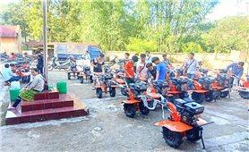 Lai Châu: Hỗ trợ nông dân thay đổi phương thức sản xuất