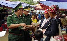 Lào Cai: Công tác dân vận tạo đồng thuận trong thực hiện các phong trào thi đua ở cơ sở