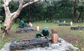 Đoàn cơ sở Quân sự huyện Côn Đảo: Phát huy truyền thống uống nước nhớ nguồn