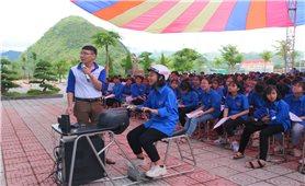 Lai Châu: Nâng cao nhận thức về ATGT cho học sinh