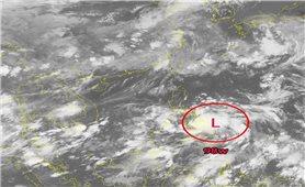 Áp thấp nhiệt đới và mưa lớn diện rộng