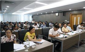 UBDT: Hội thảo Góp ý dự thảo Quy chế văn thư, Quy chế công tác lưu trữ