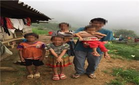 6 người cùng gia đình vượt biên, nhập cảnh trái phép từ Lào về Việt Nam