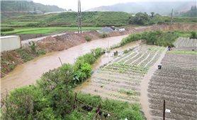 Lào Cai: Mưa lũ làm 2 người chết, 3 người bị thương