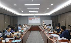 Bộ trưởng, Chủ nhiệm Đỗ Văn Chiến làm việc với Văn phòng điều phối Chương trình 135