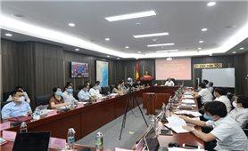 Ủy ban Dân tộc: Hội nghị giao ban tháng 8, triển khai nhiệm vụ trọng tâm tháng 9/2020