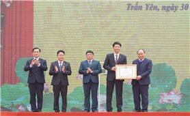 Thủ tướng trao danh hiệu 'Huyện nông thôn mới' đầu tiên vùng Tây Bắc