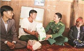 Đakrông (Quảng Trị): Quan tâm chăm lo Tết cho người nghèo