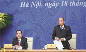 Chính phủ và Ủy ban Trung ương MTTQ Việt Nam triển khai công tác phối hợp năm 2020
