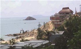 Xây dựng các Khu nghỉ dưỡng trên tuyến đường Quy Nhơn - Sông Cầu (Bình Định): Nhiều bất cập cần xử lý triệt để