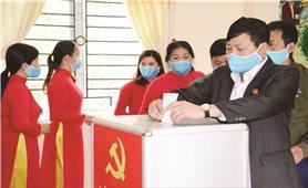 Lai Châu: Đại hội Đại biểu Đảng bộ xã Phăng Xô Lin lần thứ XIX