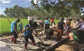 Tuổi trẻ Bình Định: Nhiều hoạt động thiết thực chào mừng Đại hội Đảng các cấp