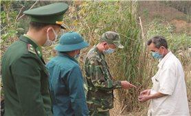 Bộ đội Biên phòng trên mặt trận phòng, chống dịch