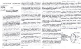Chỉ thị số 43-CT/TW ngày 08/4/2020 của Ban Bí thư về tăng cường sự lãnh đạo của Đảng đối với hoạt động của Hội Nhà báo Việt Nam trong tình hình mới