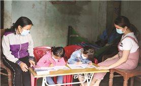 Công tác Giáo dục ở huyện Sơn Tây (Quảng Ngãi): Khó khăn chồng lên khó khăn