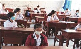 Cà Mau: Tỉnh đầu tiên trong khu vực Tây Nam Bộ cho học sinh trở lại trường