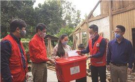 Trung ương Hội Chữ thập đỏ hỗ trợ hơn 400 triệu đồng cho Lào Cai