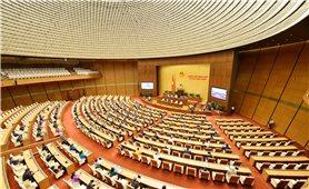 Kỳ họp thứ 9, Quốc hội khóa XIV: Quyết tâm, tạo động lực để đưa đất nước và Nhân dân vượt qua khó khăn