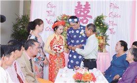 Yên Lạc (Vĩnh Phúc): Đám cưới không cần xem ngày