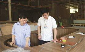Ngành Tiểu thủ công nghiệp ở Lào Cai: Từng bước phục hồi sản xuất