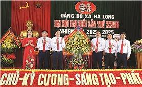 Đoàn kết xây dựng Hà Long phát triển toàn diện