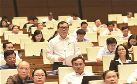 Kỳ họp thứ 9, Quốc hội khóa XIV: Tháo gỡ khó khăn, phục hồi và phát triển kinh tế-xã hội