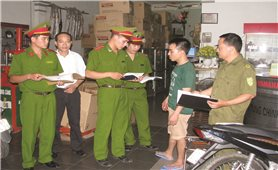 Công an Cao Bằng: Chủ động đấu tranh, ngăn chặn tội phạm ma túy