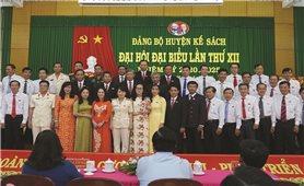 Đảng bộ huyện Kế Sách (Sóc Trăng): Tổ chức thành công Đại hội điểm