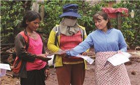 Gia Lai: Nâng cao nhận thức chăm sóc sức khỏe sinh sản cho phụ nữ