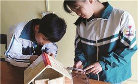 Điện Biên: Phát huy hiệu quả mô hình giáo dục STEM