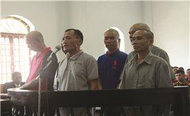 Sáu Cựu chiến binh ra tù vẫn kêu oan