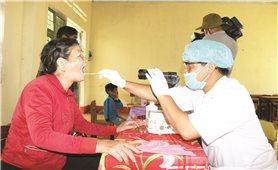 Tiêm chủng phòng bệnh bạch hầu thấp: Nguy cơ bùng phát dịch trên diện rộng ở Tây Nguyên