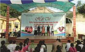 Giảm thiểu tảo hôn ở Huyện Bảo Lâm (Cao Bằng): Cần đẩy mạnh tuyên truyền