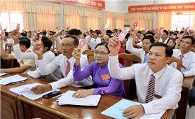 Đại hội Đảng bộ huyện Đầm Dơi thành công tốt đẹp