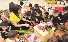 """""""Xây dựng trường mầm non lấy trẻ làm trung tâm"""": Giúp trẻ tự tin, sáng tạo hơn trong học tập"""