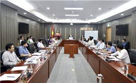 Ủy ban Dân tộc: Kiểm tra, rà soát công tác chuẩn bị Đại hội Đại biểu toàn quốc các DTTS Việt Nam lần thứ II năm 2020