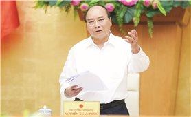 Thủ tướng Chính phủ Nguyễn Xuân Phúc làm việc với lãnh đạo tỉnh Đăk Nông: Nguồn nhân lực là lối thoát nghèo bền vững