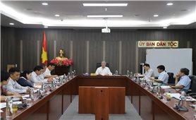 Ủy ban Dân tộc: Chuẩn bị chu đáo cho Đại hội Đại biểu toàn quốc các DTTS Việt Nam lần thứ II