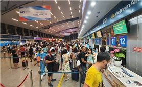 Dừng toàn bộ các chuyến bay chở khách đến Đà Nẵng
